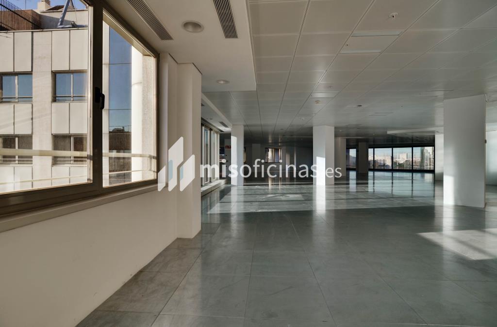Oficina en alquiler en Calle Principe De Vergara 110 de 816 metros en Salamanca, Madrid foto 11
