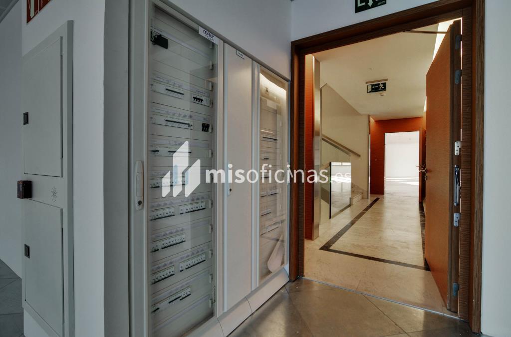 Oficina en alquiler en Calle Principe De Vergara 110 de 816 metros en Salamanca, Madrid foto 17