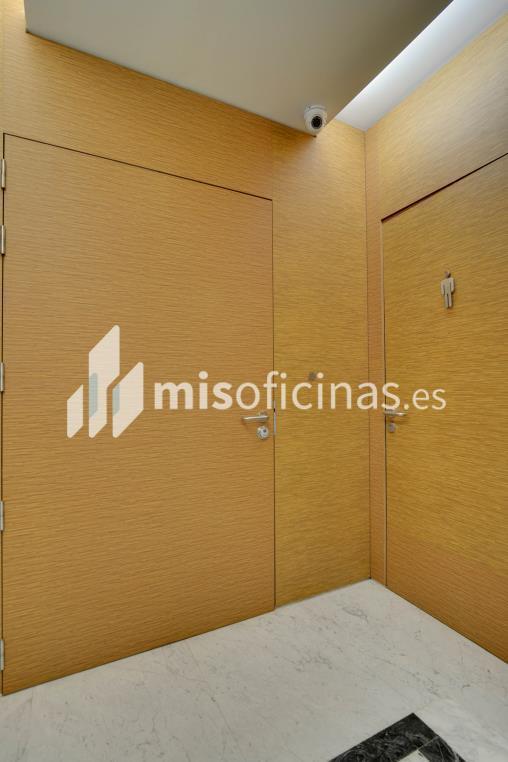 Oficina en alquiler en Calle Principe De Vergara 110 de 816 metros en Salamanca, Madrid foto 19