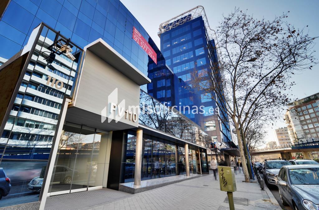 Oficina en alquiler en Calle Principe De Vergara 110 de 816 metros en Salamanca, Madrid foto 33