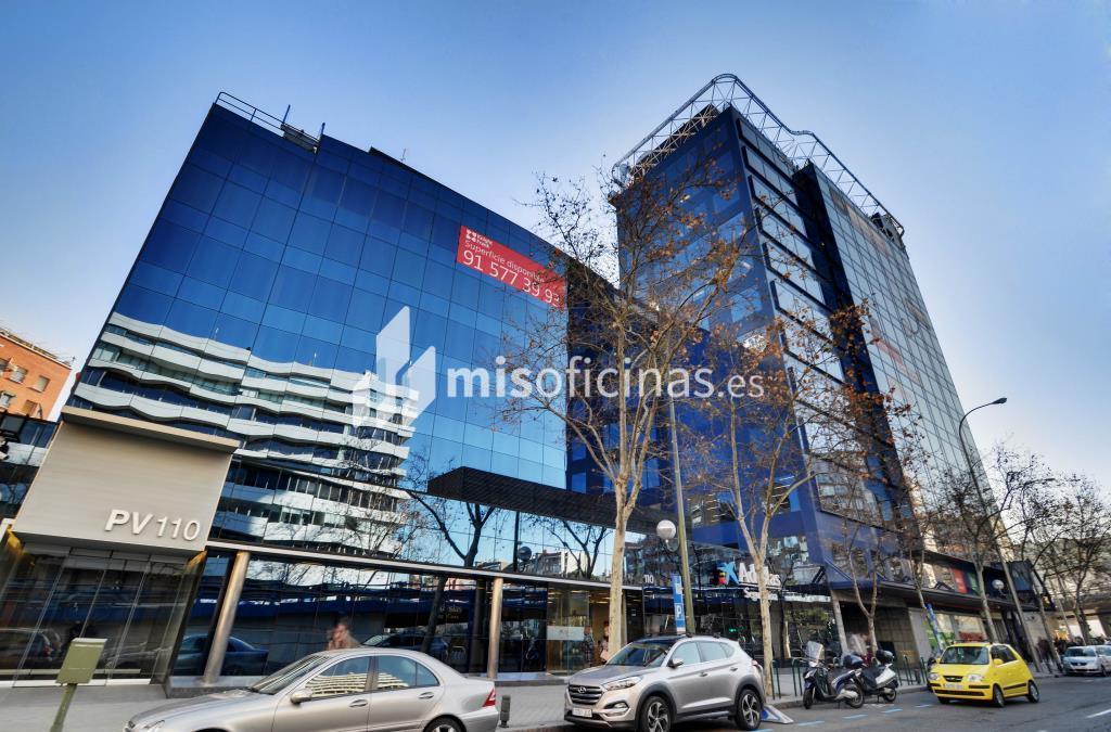 Oficina en alquiler en Calle Principe De Vergara 110 de 816 metros en Salamanca, Madrid foto 0