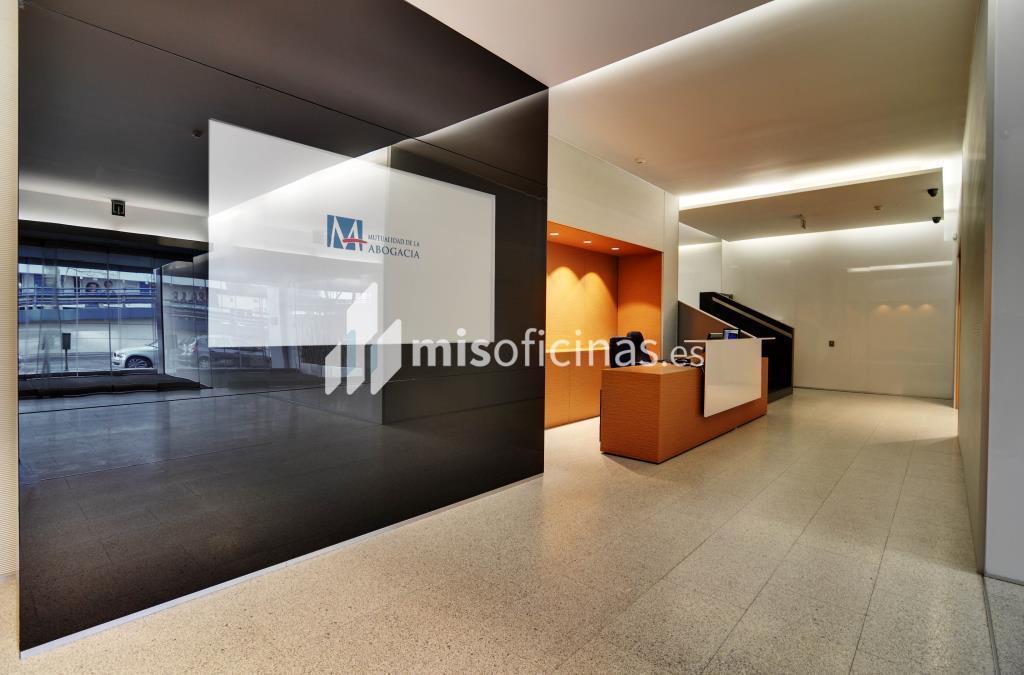 Oficina en alquiler en Calle Principe De Vergara 110 de 816 metros en Salamanca, Madrid foto 2