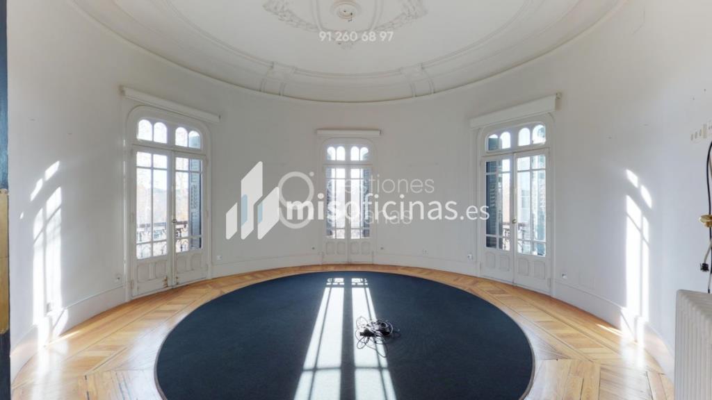 Oficina en alquiler de 440 metros en Retiro, Madrid foto 0