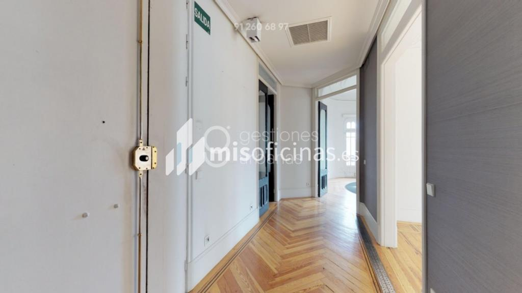 Oficina en alquiler de 440 metros en Retiro, Madrid foto 3
