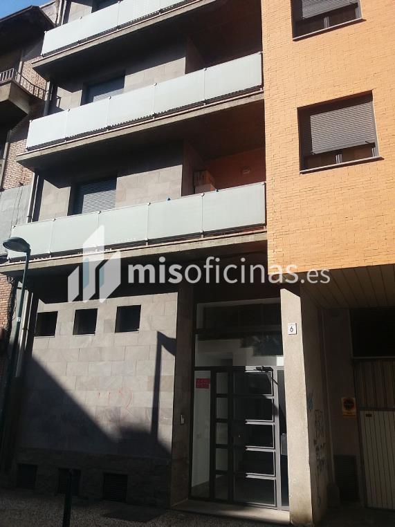 Oficina en venta de 93 metros en ZaragozaVista exterior frontal