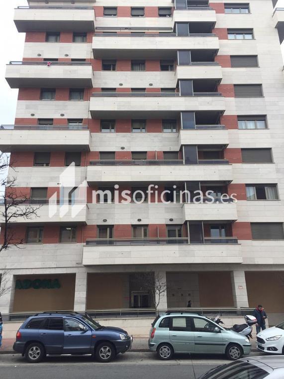 Oficina en venta de 64 metros en LogroñoVista exterior frontal