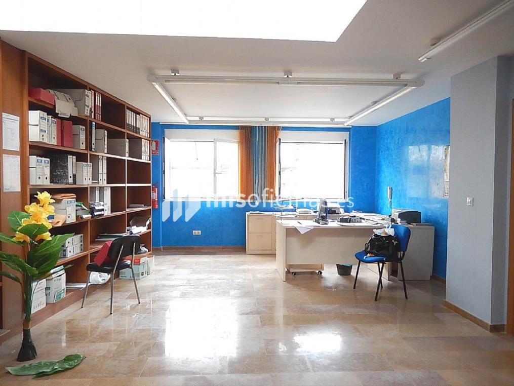 Oficina en venta de 62 metros en ZueraVista exterior frontal