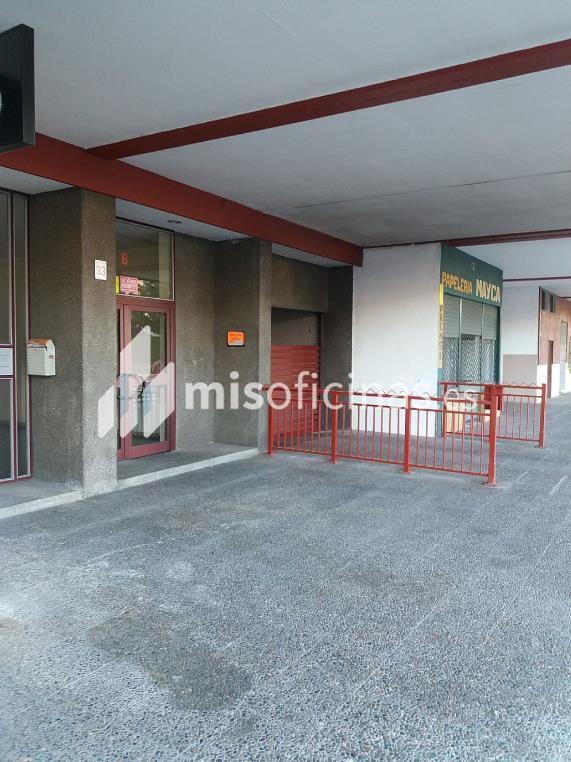 Oficina en venta de 377 metros en ZaragozaVista exterior frontal