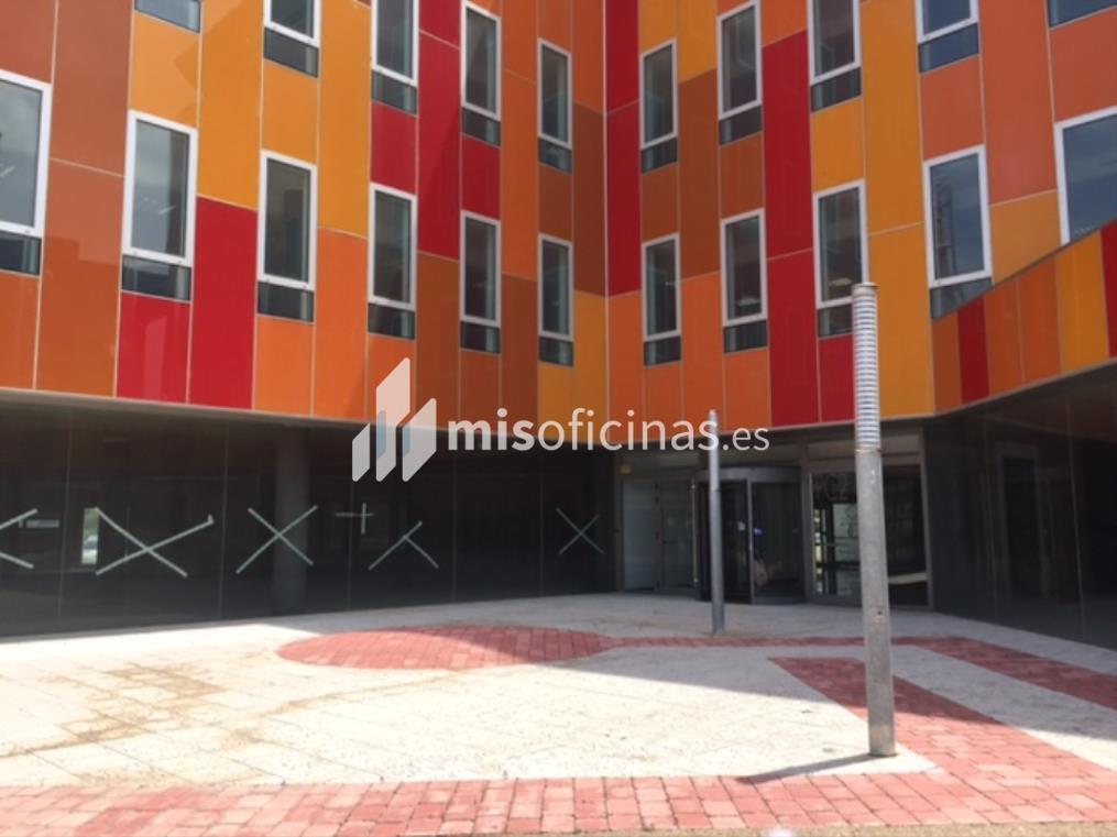 Oficina en venta de 197 metros en ZaragozaVista exterior frontal