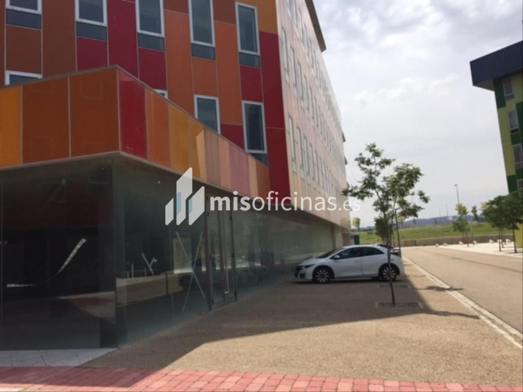 Oficina en venta de 113 metros en ZaragozaVista exterior frontal