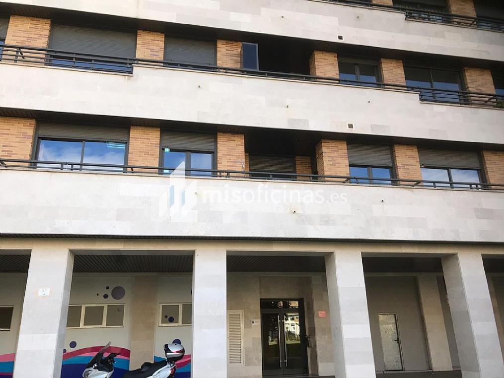 Oficina en venta de 115 metros en LogroñoVista exterior frontal