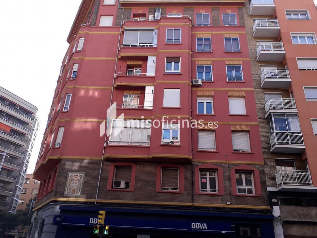 Oficina en venta de 75 metros en ZaragozaVista exterior frontal
