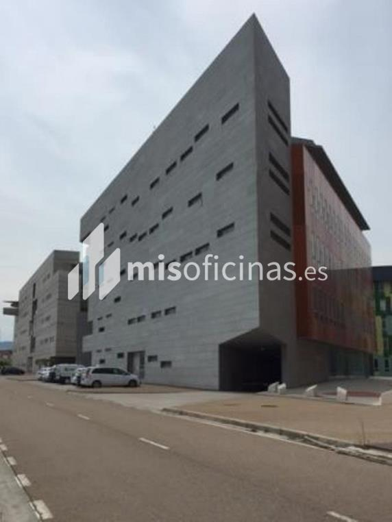 Oficina en venta de 175 metros en ZaragozaVista exterior frontal