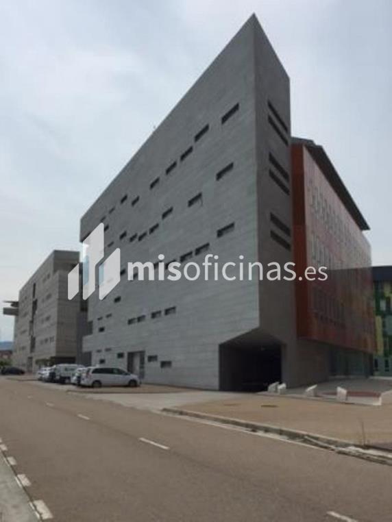 Oficina en venta de 298 metros en ZaragozaVista exterior frontal