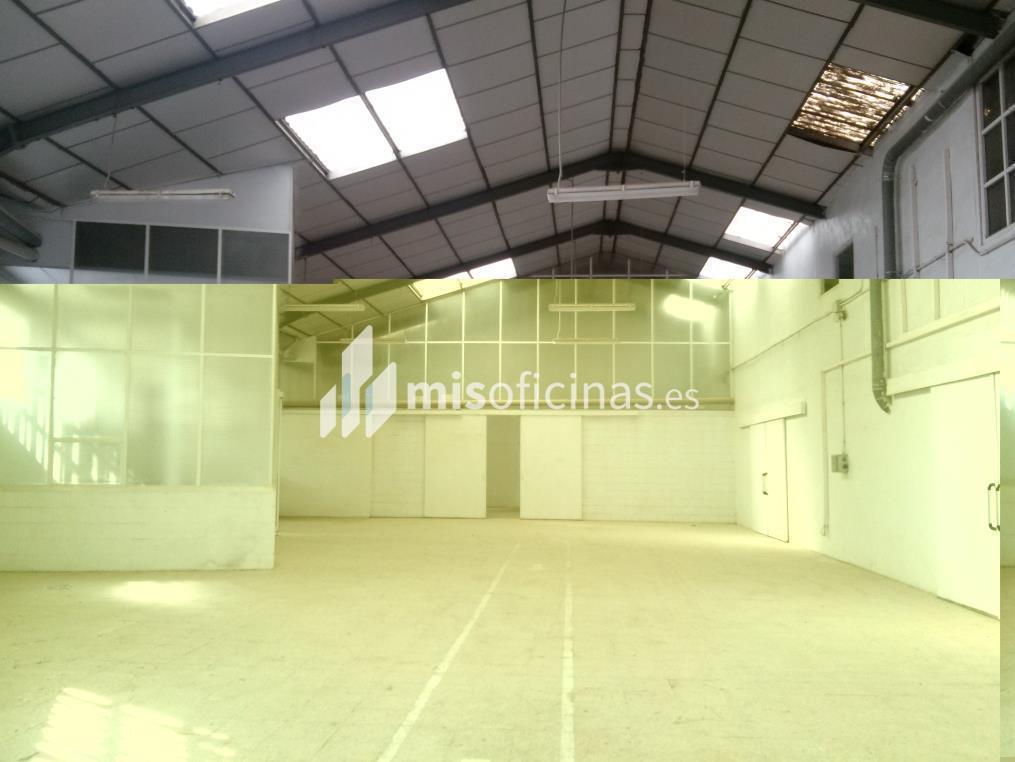 Alquiler de Nave en Alcalde Fatás de 725 m² (Cuarte de Huerva)