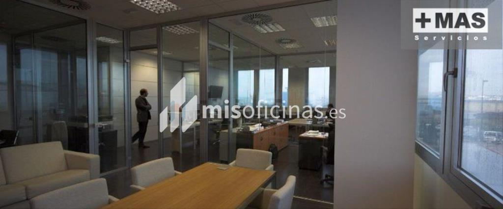 Oficina en alquiler de 125 metros en PaternaVista exterior frontal