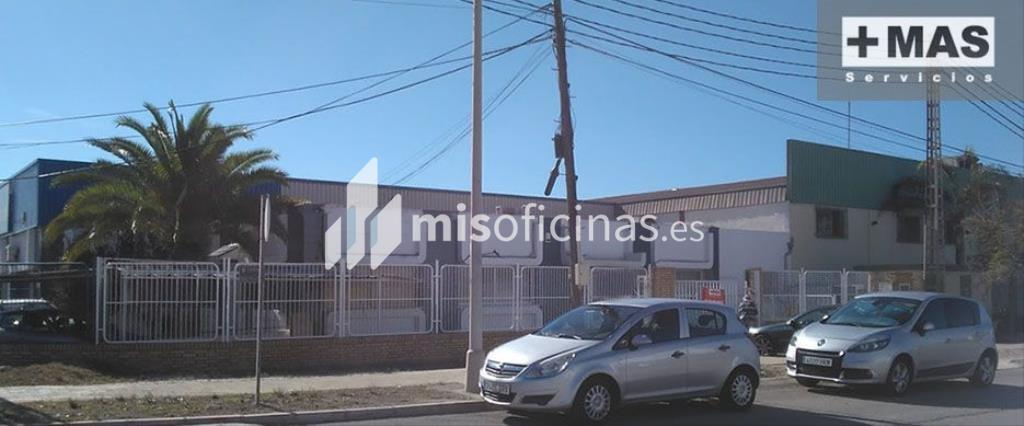 Oficina en alquiler de 370 metros en PaternaVista exterior frontal