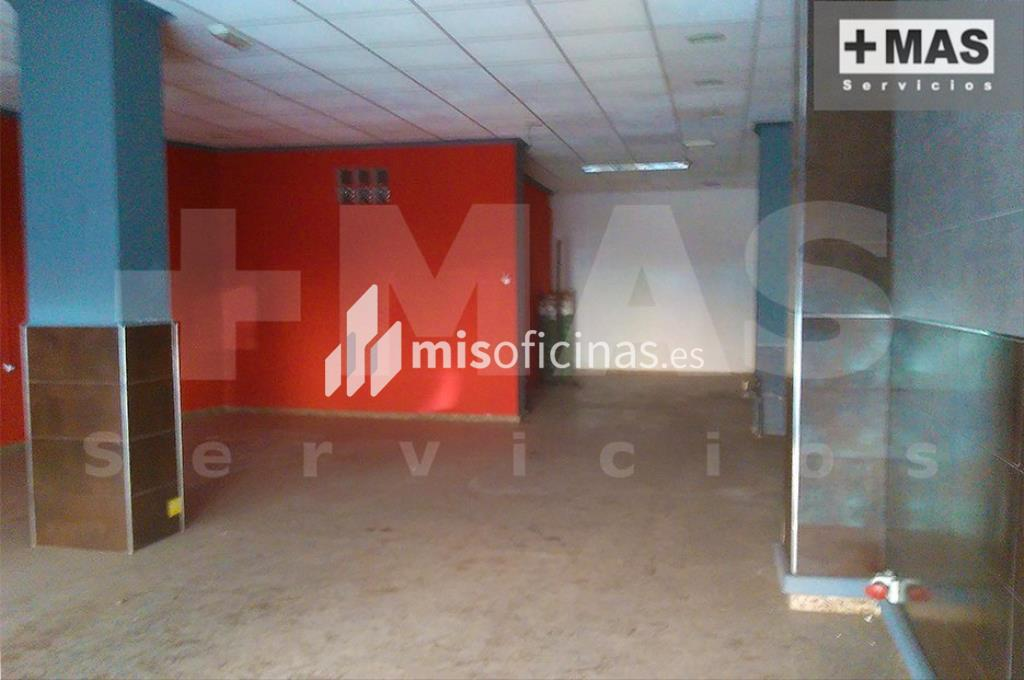 Oficina en alquiler de 100 metros en PaternaVista exterior frontal
