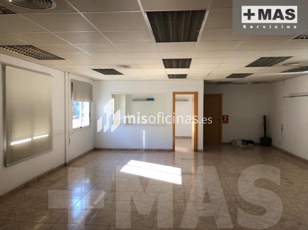 Oficina en alquiler de 200 metros en Paterna foto 1