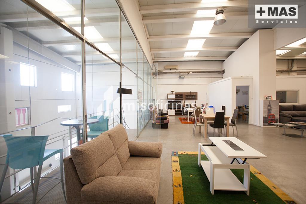 Oficina en alquiler de 300 metros en Paterna foto 2