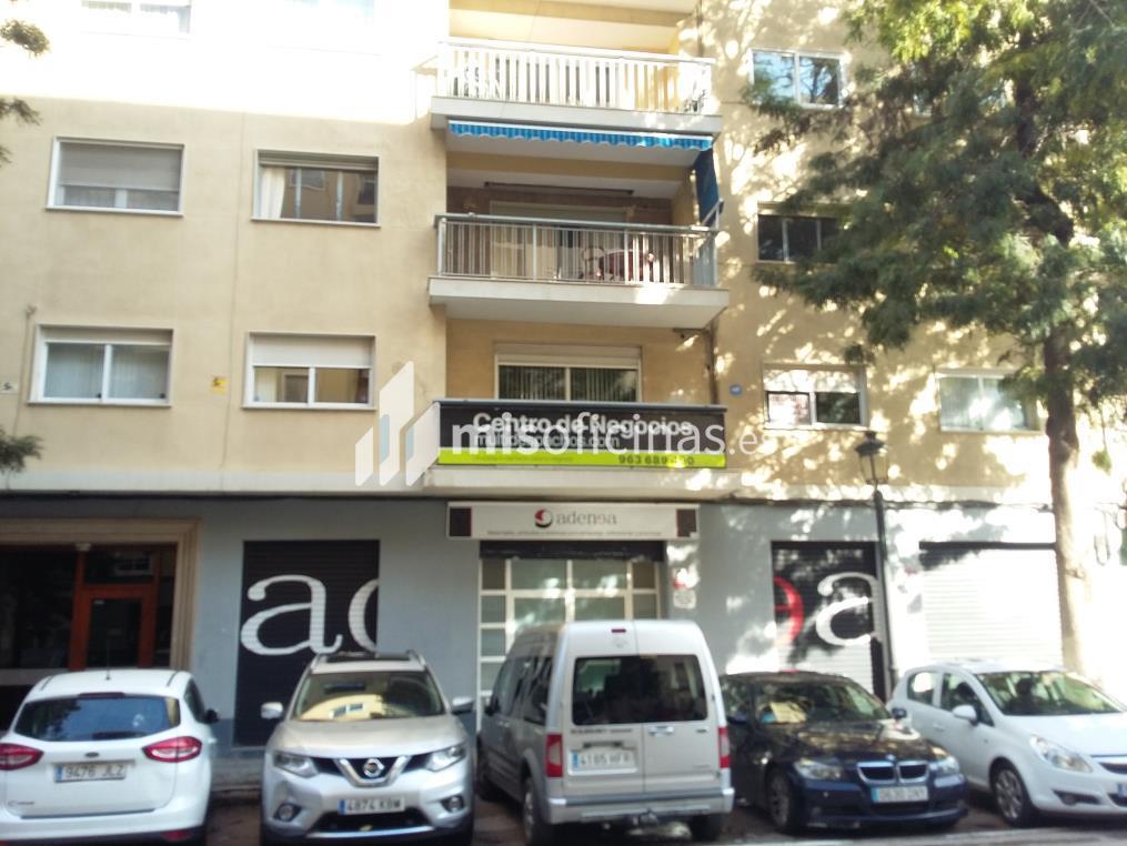 Coworking en Calle Maximiliá Thous 41, Pl.Primera 106 de 22 metros en ValenciaVista exterior frontal