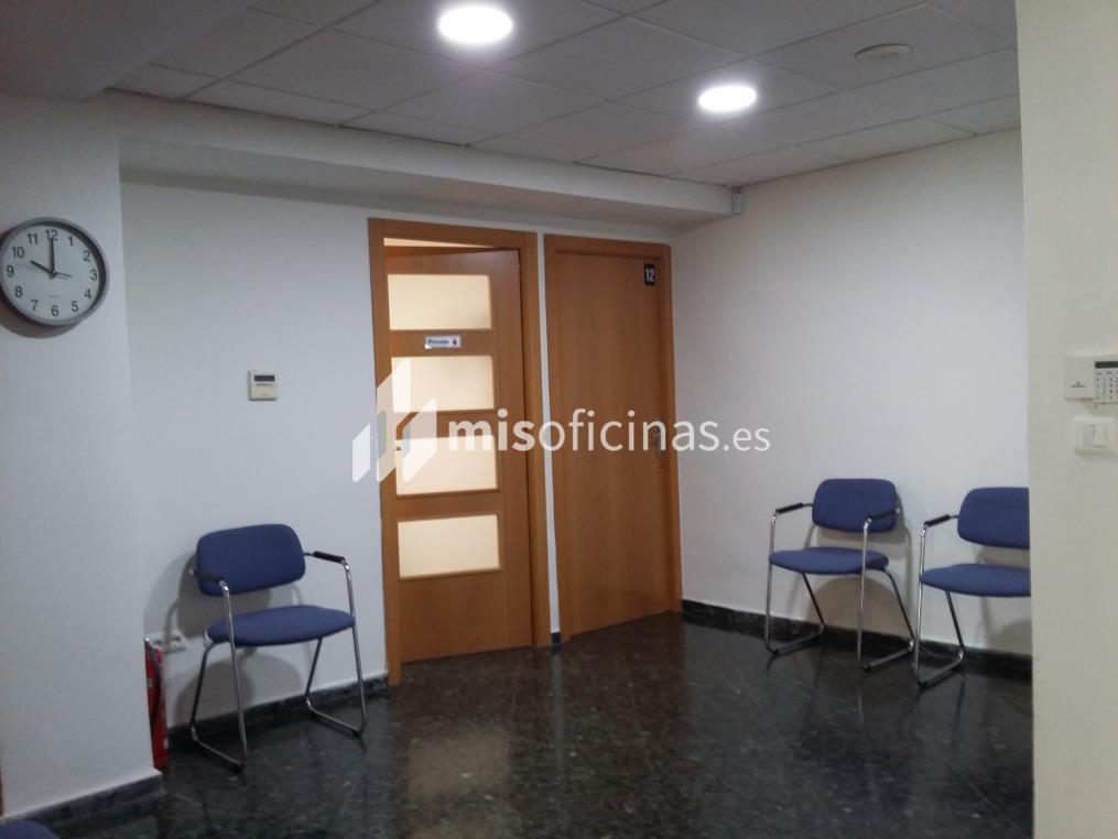 Oficina en alquiler en Calle Maximilià Thous,  41, Pl.Entlo 1 de 25 metros en Valencia foto 1
