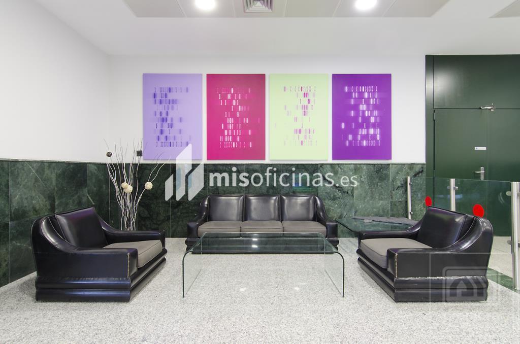 Oficina en alquiler en Calle Teide 4 de 133 metros en San Sebastián de los Reyes foto 3