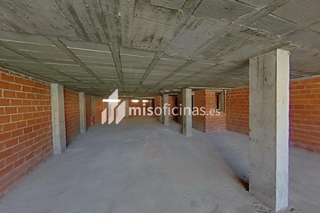 Oficina en venta en Calle Diego Pazos 63 de 199 metros en LugoVista exterior frontal