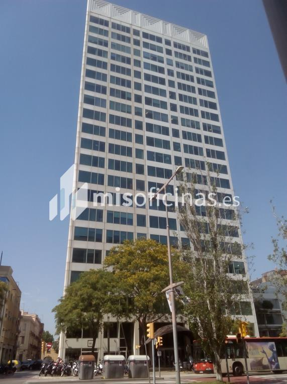 Oficina en alquiler en Calle Tarragona 161 de 272 metros en L'Hospitalet de Llobregat, BarcelonaVista exterior frontal