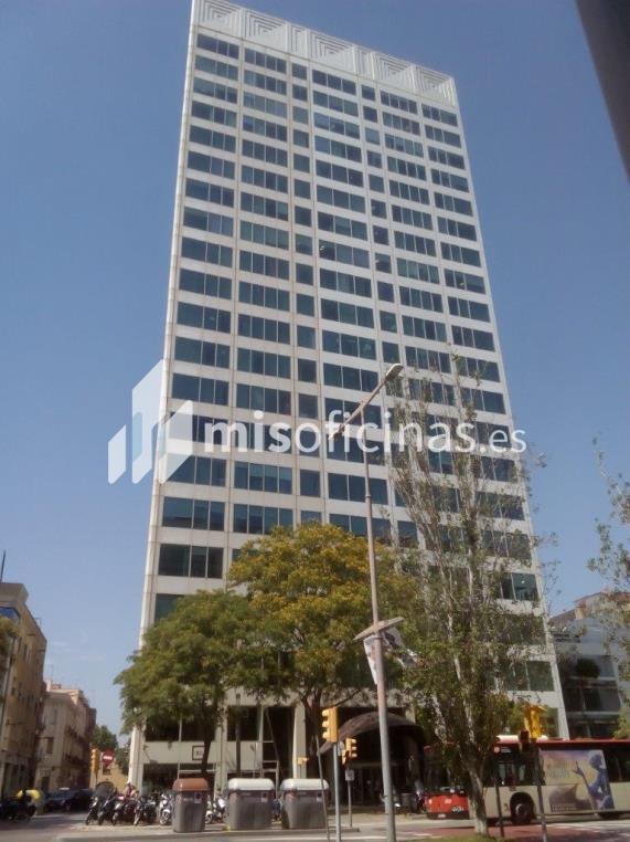 Oficina en alquiler en Calle Tarragona 161 de 272 metros en L'Hospitalet de Llobregat, Barcelona foto 1
