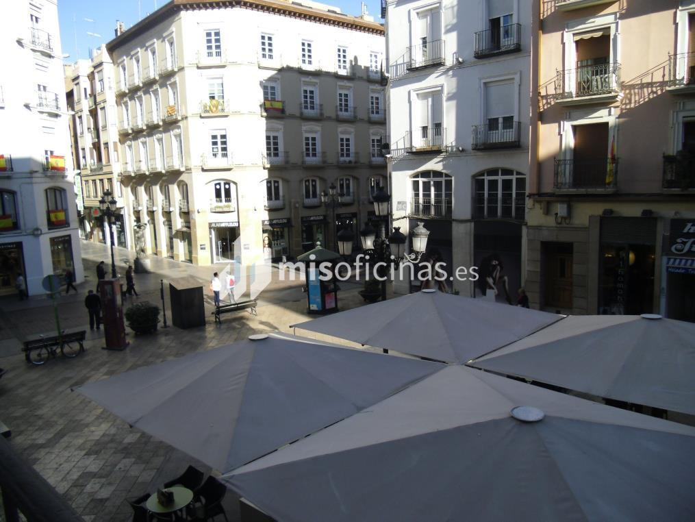 Oficina en alquiler en Plaza Sas 7 de 210 metros en Zaragoza foto 3