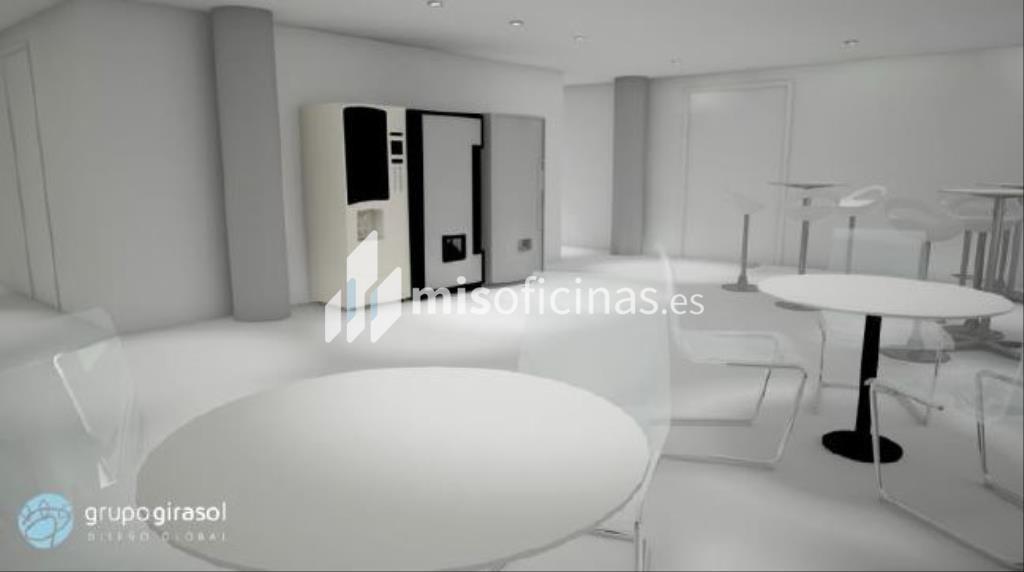 Oficina en alquiler en Calle Alaun 15 de 30 metros en Zaragoza foto 2