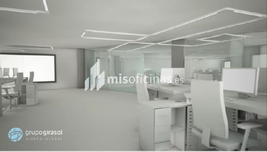 Oficina en alquiler en Calle Alaun 15 de 30 metros en Zaragoza foto 3