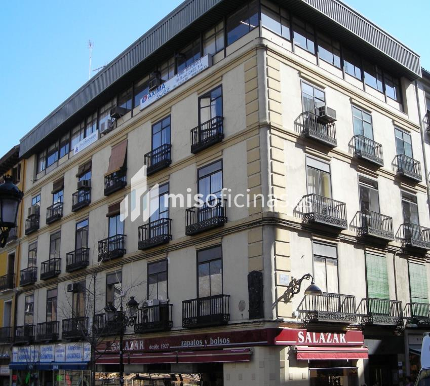 Oficina en alquiler en Calle Cinco De Marzo 18 de 30 metros en ZaragozaVista exterior frontal