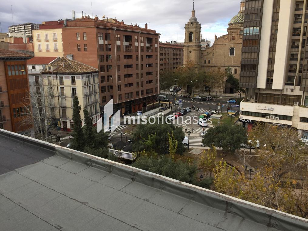 Oficina en alquiler en Calle Cinco De Marzo 18 de 30 metros en Zaragoza foto 2