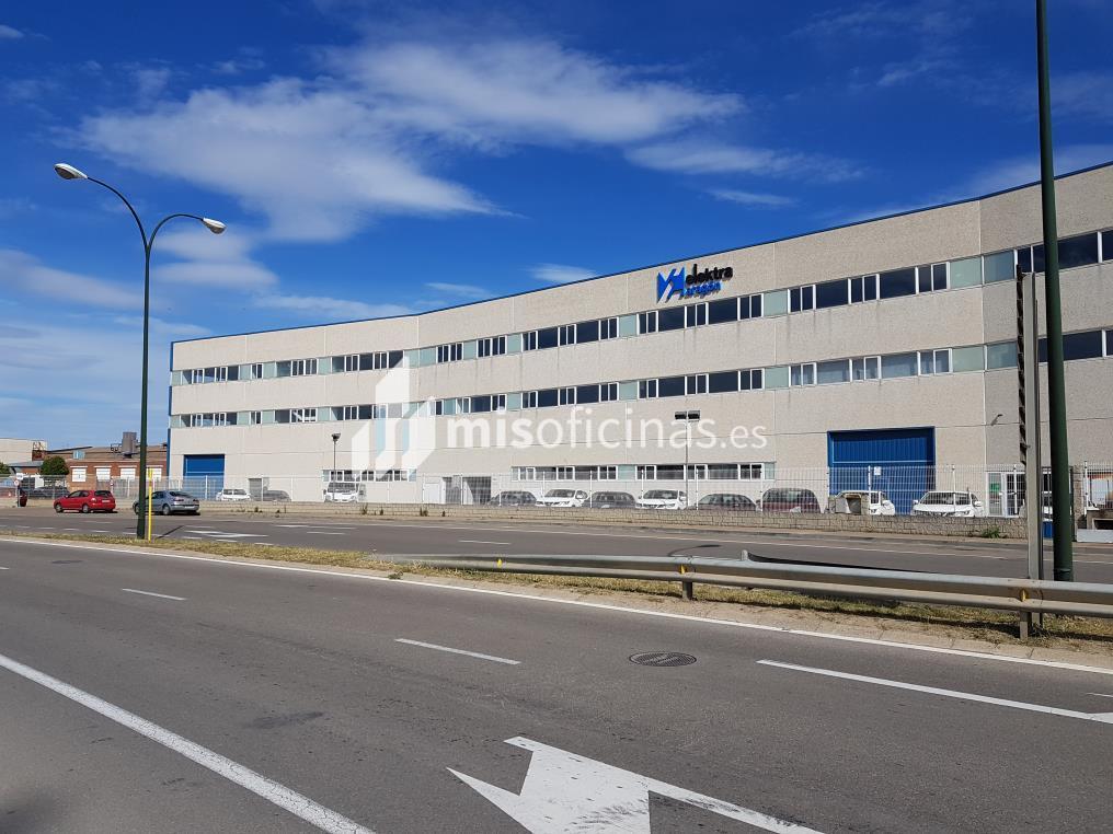 Oficina en venta en Carretera Cogullada 8, de 150 a 600 metros, ZaragozaVista exterior frontal