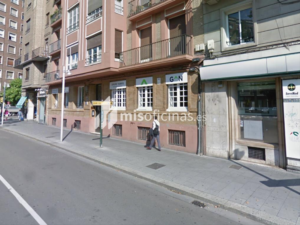 Oficina en venta en Paseo Gran Via 42, de 100 metros, ZaragozaVista exterior frontal