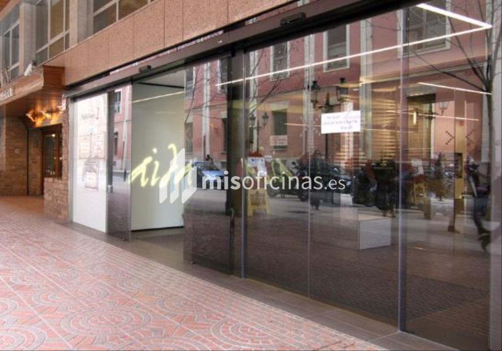 Oficina en alquiler en Calle Madre Rafols  2 de 35 metros en Zaragoza foto 1