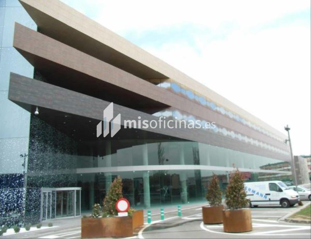 Oficina en alquiler en Carretera Del Aeropuerto 4 de 100 metros en ZaragozaVista exterior frontal