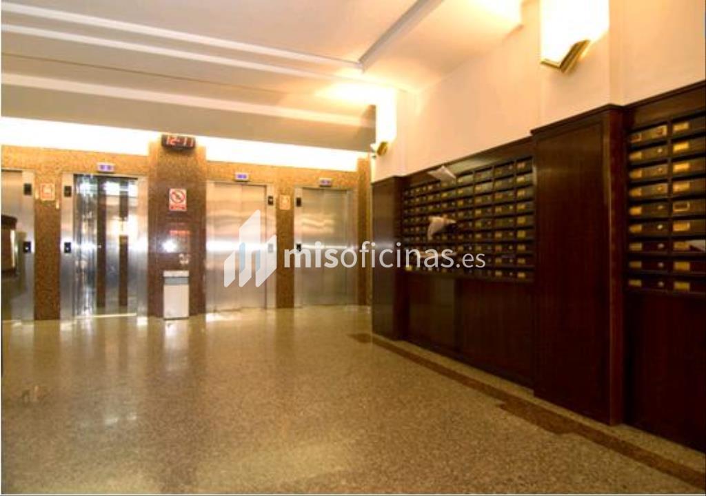 Oficina en alquiler en Avenida Cesar Augusto 30 de 25 metros en Zaragoza foto 1