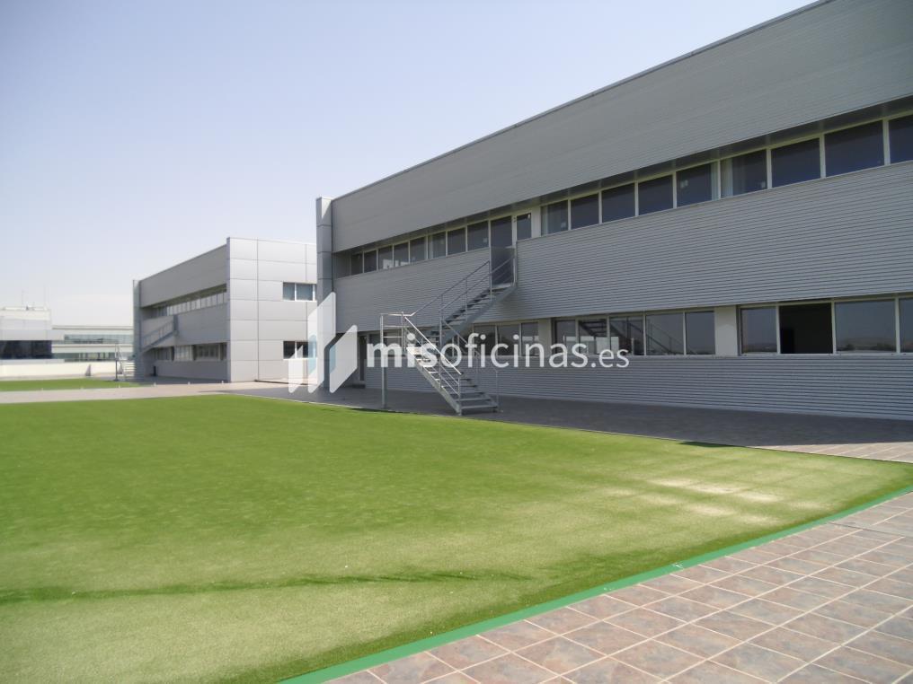 Oficina en alquiler en Calle Bari 33 de 100 metros en ZaragozaVista exterior frontal