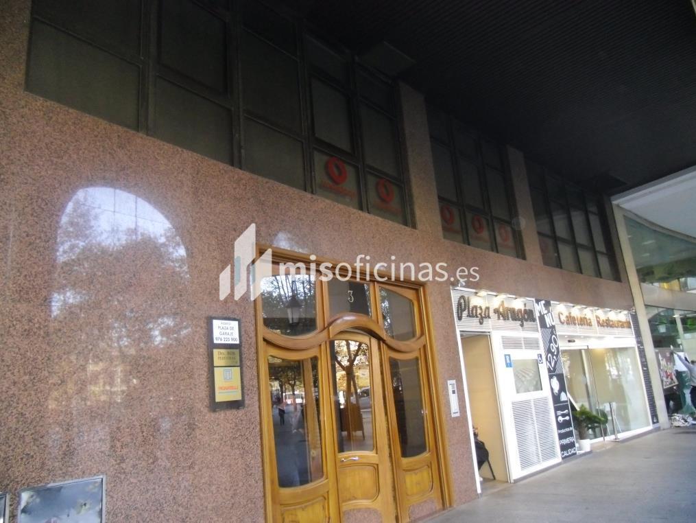 Oficina en alquiler en Plaza Aragon 3, Pl.1 de 700 metros en Zaragoza foto 1