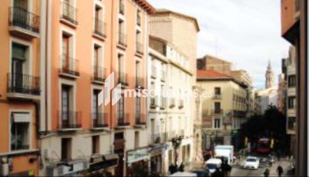 Oficina en venta en Calle Don Jaime  6D de 500 metros en ZaragozaVista exterior frontal