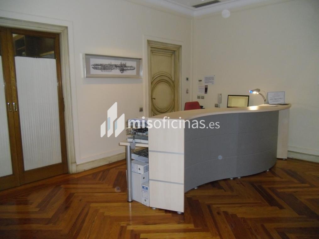 Oficina en alquiler en Paseo Independencia 34, Pl.3 de 235 metros en Zaragoza foto 1
