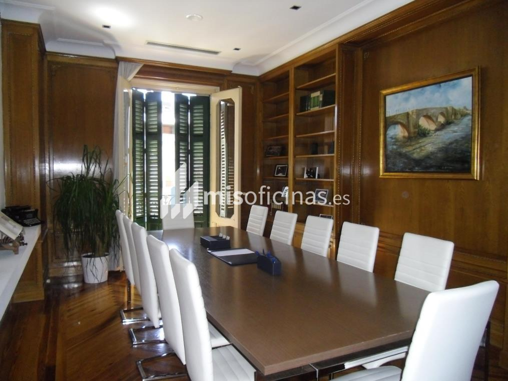 Oficina en alquiler en Paseo Independencia 34, Pl.3 de 235 metros en Zaragoza foto 2