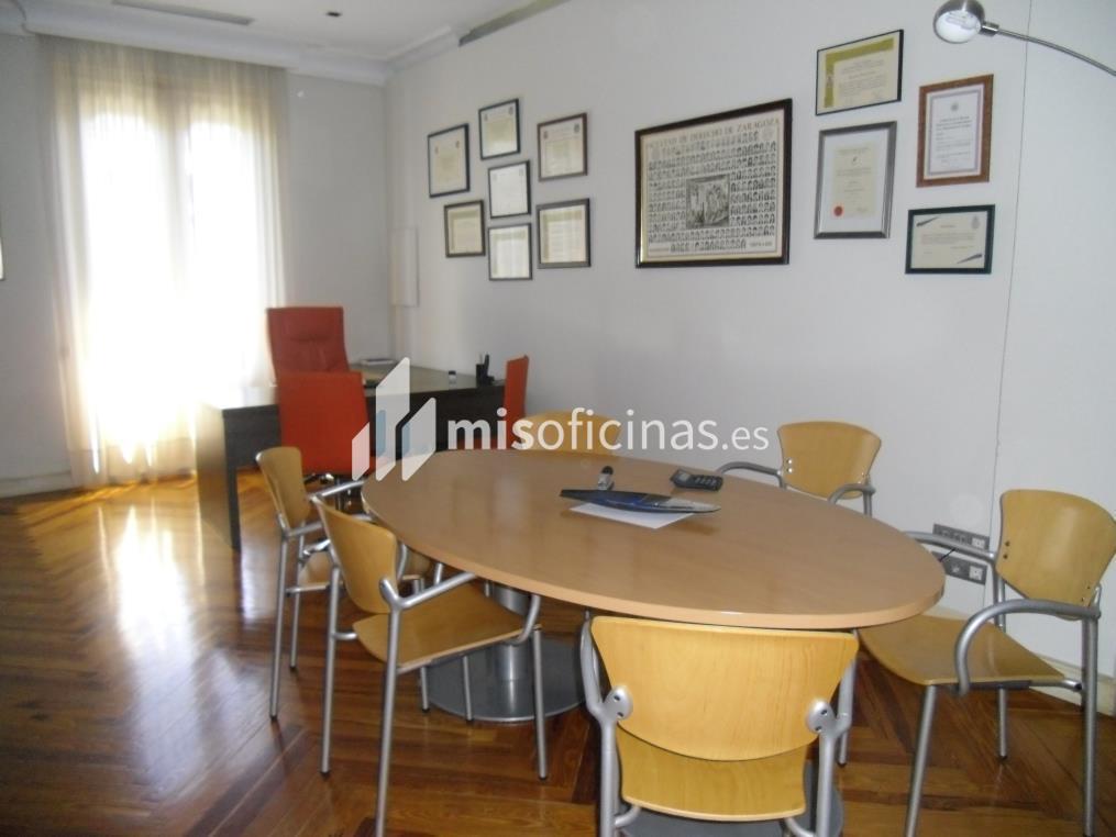 Oficina en alquiler en Paseo Independencia 34, Pl.3 de 235 metros en Zaragoza foto 3