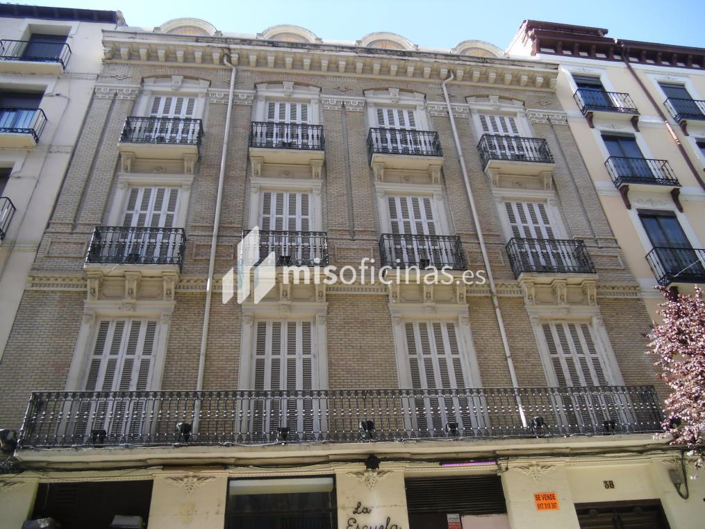 Oficina en alquiler en Calle Manifestación 38 de 200 metros en ZaragozaVista exterior frontal