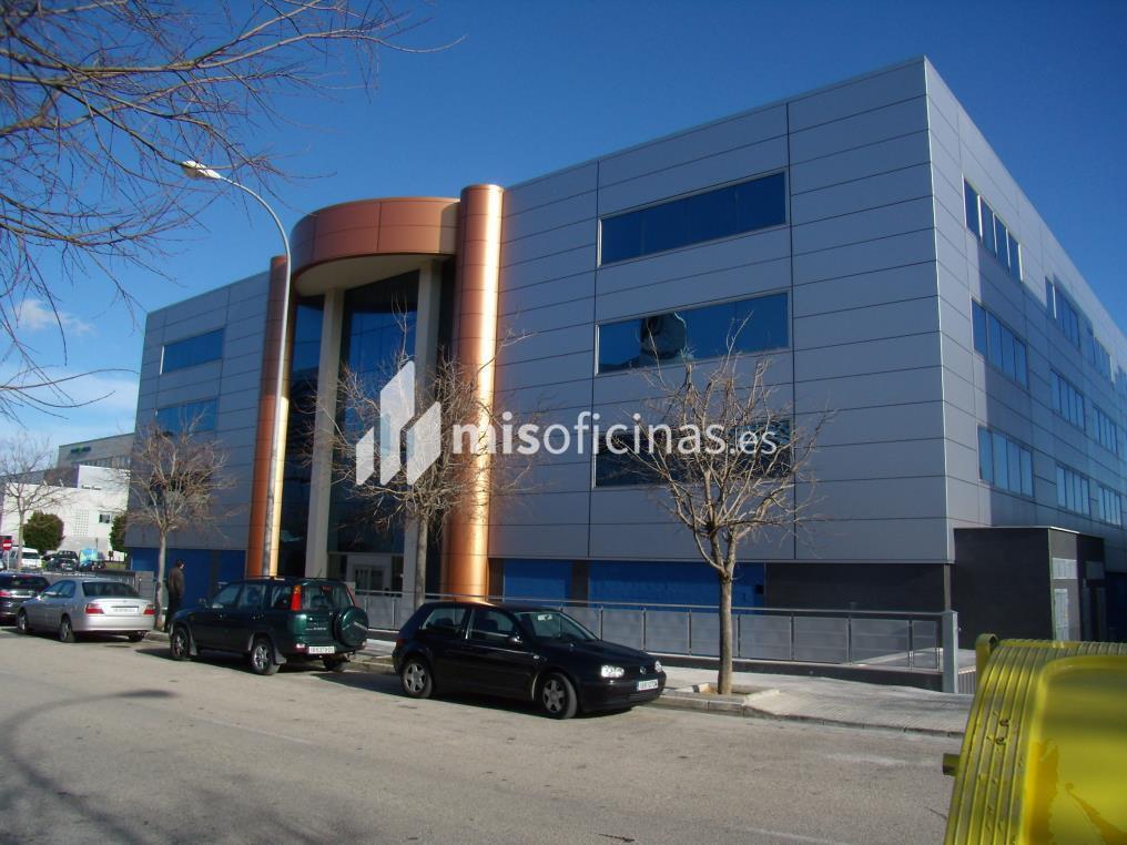 Oficina en alquiler en Calle Calçats de 136 metros en PalmaVista exterior frontal