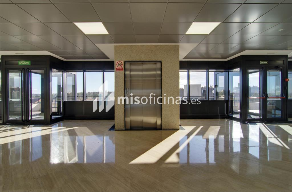 Oficina en alquiler en Calle Caléndula 93-95 de 112 metros en Alcobendas foto 4