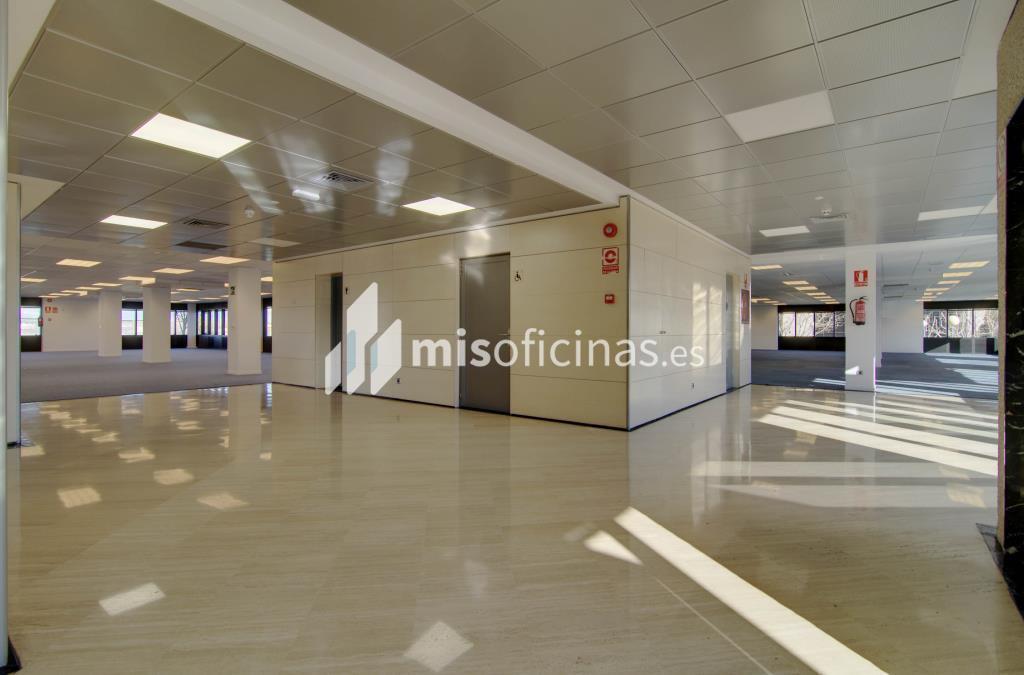 Oficina en alquiler en Calle Caléndula 93-95 de 112 metros en Alcobendas foto 12